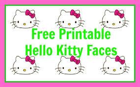 kitty garden party free printable meet penny