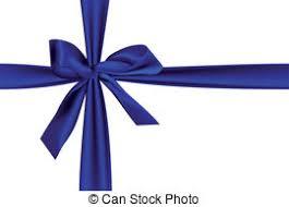 navy blue ribbon stock illustration of and blue ribbon frame 3d illustrated