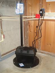 Basement Pump Up System by Emergency Back Up Battery Sump Pumps Basement Flooding Systems