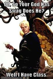 Classy Guy Meme - good guy lucifer image gallery know your meme