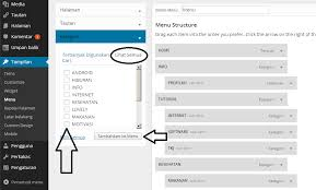 cara membuat menu dropdown keren membuat menu dropdown submenu pada wordpress coretan online ku
