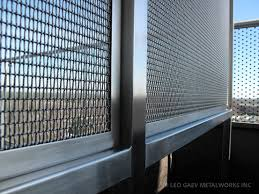 leo gaev metalworks inc stainless steel trellis