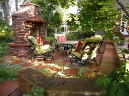 Garden Patio Design Outdoor Patio Designs With Fireplace Meeting Rooms