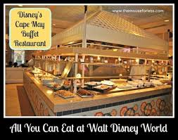 Eat All You Can Buffet by All You Can Eat Restaurants At Walt Disney World