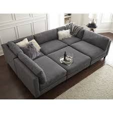 Two Sided Couch Sectional Sofas