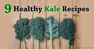 9 healthy kale recipes to try at home