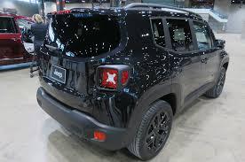 granite jeep renegade 2016 jeep renegade u0027dawn of justice u0027 first look review