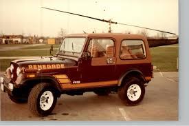 brown jeep cj7 renegade jeep cj and other ramblings