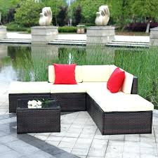 Curved Patio Sofa Patio Sofa Cover S Curved Wicker Furniture Covers Corner Outdoor