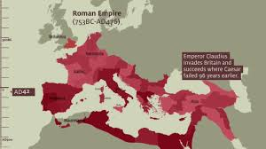 Map Of The Roman Empire Roman Empire Timeline Map Video Know The Romans