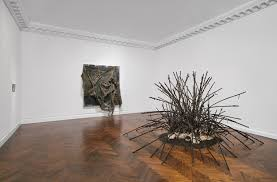 David Hammons African American Flag David Hammons Exhibitions Mnuchin Gallery