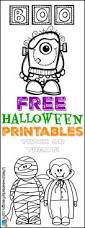 Free Printable Halloween Sheets by Free Halloween Printables Free Halloween Printables Fall Season