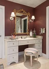 bathroom chair rail ideas bathroom makeup vanity ideas bathroom decoration