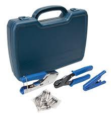 satellite catv tool kit hand tool sets amazon com