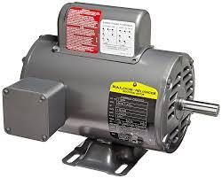 baldor l1309a general purpose ac motor single phase 56 frame