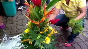 your manila wedding u0026 events emcee at dangwa flower market youtube