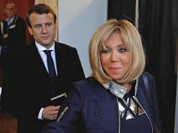 macron u0027s 24 year age gap with his wife how does it compare with