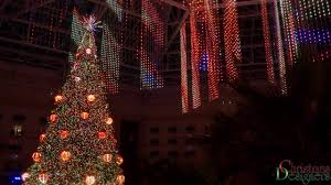christmas designers fl gaylord palms holiday program 2016 youtube
