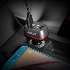 Anker Dual Port Car Charger Aliexpress Com Buy Anker Car Charger Quick Charge 3 0 Car