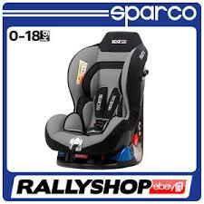 siege bebe sparco sparco child seat f5000 k grey 0 18 kg ece homologation safety auto