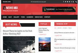 30 best wordpress news u0026 magazine themes