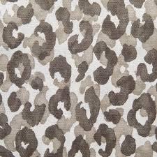 leopard fabric p kaufmann snow leopard slate 54 fabric sailrite
