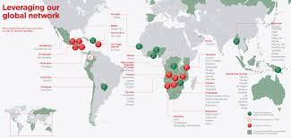 Puerto Rico On World Map Aviation Puma