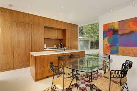 Midcentury Modern Colors - mid century modern home with a concept of outdoor living digsdigs