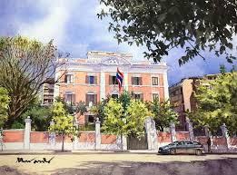 consolati thailandesi in italia royal thai embassy rome