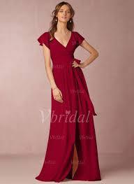 empire linie tragerlos knielang tull brautjungfernkleid mit drapiert p662 die besten 25 brautjungfernkleid ärmel ideen auf