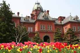beautiful garden movie pr movie shows beautiful city of sapporo like a cinema inside