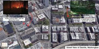 Seattle Google Map by More Evidence Suggests The Last Of Us 2 Is Set In Seattle