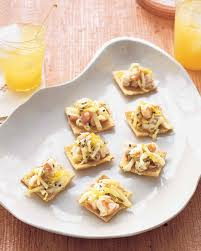 baby shower appetizer recipes martha stewart