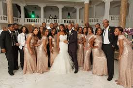gold color bridesmaid dresses destination wedding inspiration