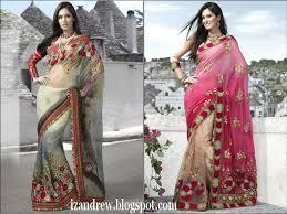 saree blouse styles bridal sarees 2012 silk sarees saris indian designer saree