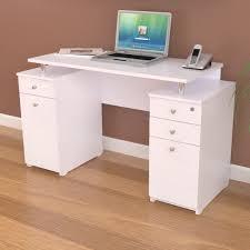 laura computer desk with hutch inval laura computer desk walmart com