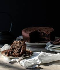 the recipe box easy chocolate layer cake u2014 rose u0026 ivy