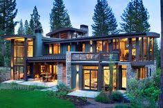 Contemporary Architecture Homes Rustic Stone House Plans Rustic Exterior Home Designs Stone