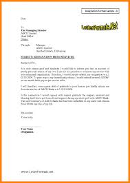 7 resign letter subject forklift resume