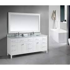 White Vanity Cabinets For Bathrooms Design Element Bathroom Vanities U0026 Vanity Cabinets Shop The Best