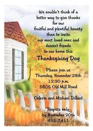 thanksgiving invitation quotes cogimbo us