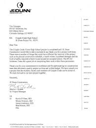 Hvac Certification Letter Letters Of Recommendation Hvac Solutions