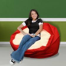 custom bean bag round bean bag home office furniture love sac chair