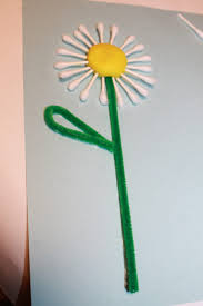 these q tip daisies are an adorable kid u0027s craft for the spring and