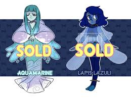 blue opal gemsona gemsonaadopts explore gemsonaadopts on deviantart