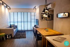 6 brilliant 4 room hdb ideas for your new home living rooms