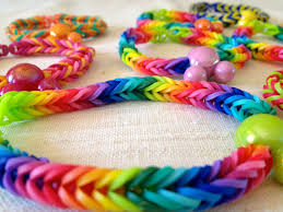 make rubber bracelet images How to make a rainbow loom fishtail bracelet without the loom jpg