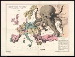 Cartoon World Map by Cartoon Maps Bodleian Map Room Blog