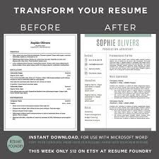transform your resume into a modern version simple just