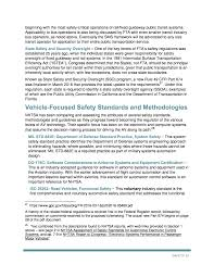 safety impacts of laws and regulations on cv and av technology